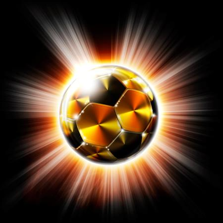 El sol de balón