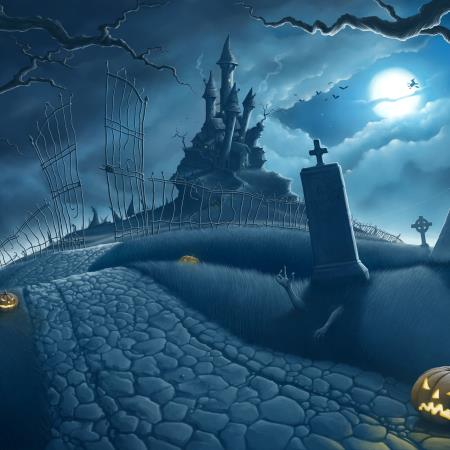 En una noche de Halloween